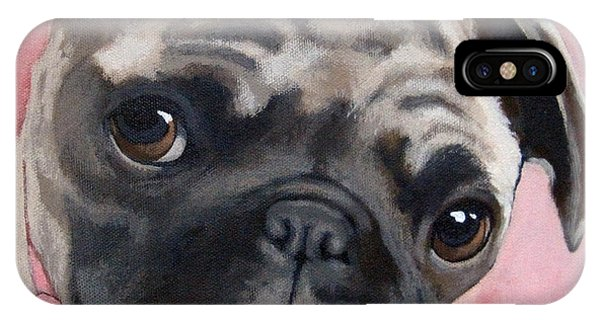 Bailey IPhone Case