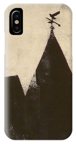 Bailey's And Main Phone Case by Valerie Lynch