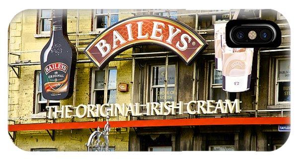 Baileys Irish Cream IPhone Case