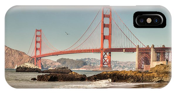 Baker Beach IPhone Case