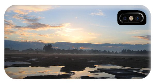 Bakersfield Sunrise IPhone Case