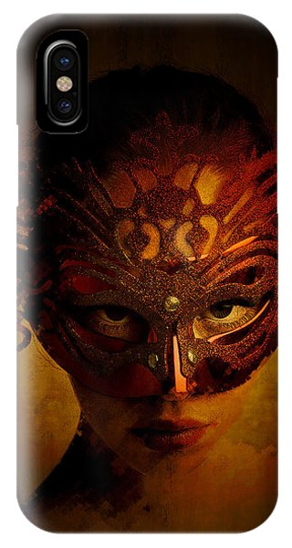 Bal Masque IPhone Case