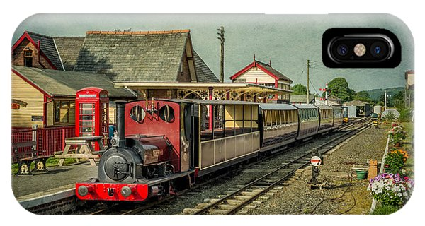 Bala Lake Railway IPhone Case