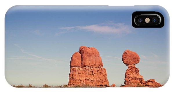 Balance Rock IPhone Case