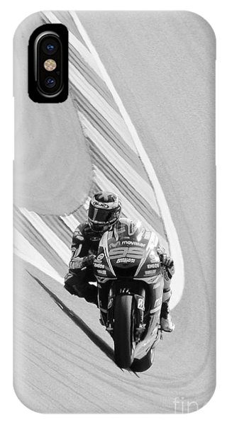 IPhone Case featuring the photograph Balanced by Jeff Loh