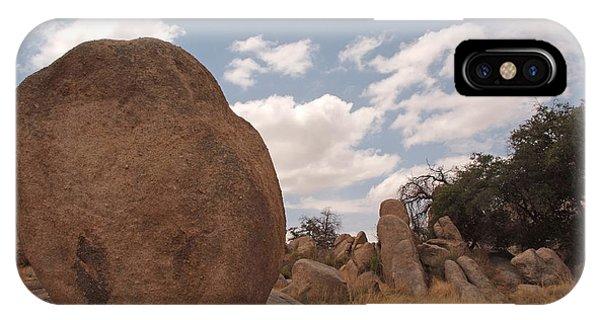 Balanced Rock IPhone Case