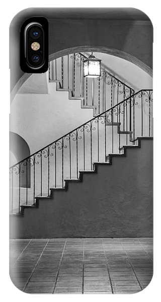 Balboa Park Stairs IPhone Case