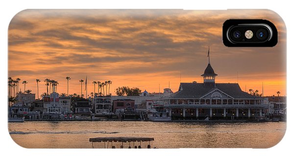 Balboa Pavilion IPhone Case