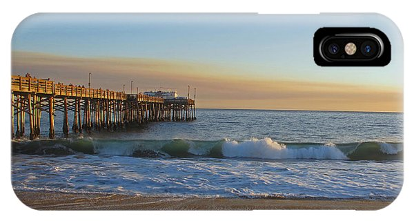 iPhone Case - Balboa Pier by Kelly Holm