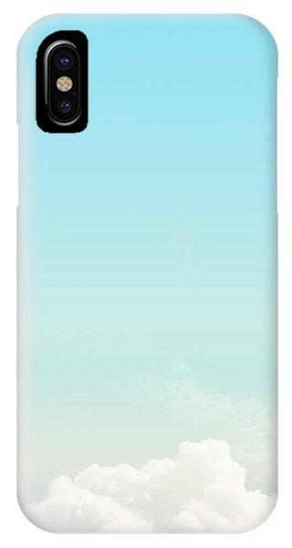 Sky iPhone Case - Balconies by Rainer Czerwonka