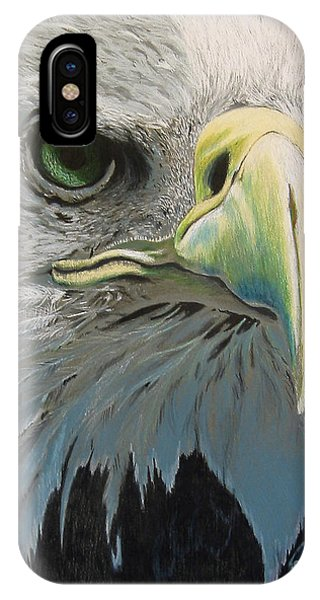Sold Bald Eagle IPhone Case