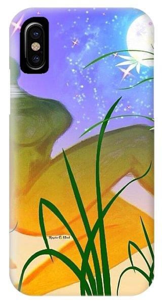 Baldheadnative IPhone Case