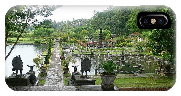 Bali Lake Side Phone Case by Jack Edson Adams