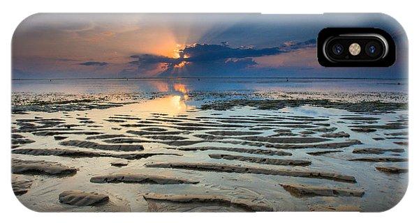 Bali Sunrise IPhone Case