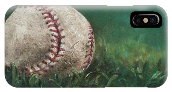 Ball Number One IPhone Case