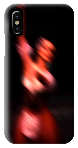Ballet Blur 4 IPhone Case