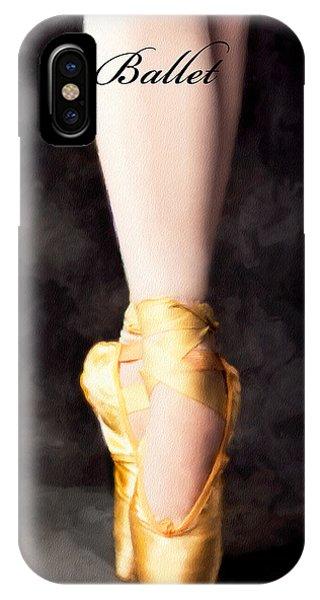 Ballet IPhone Case