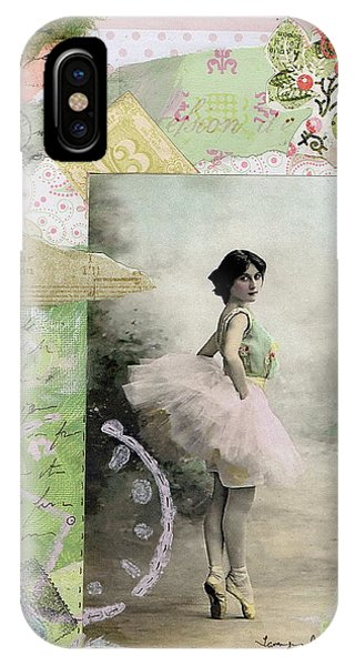 Ballet Toes IPhone Case