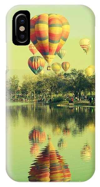 Balloon Classic IPhone Case