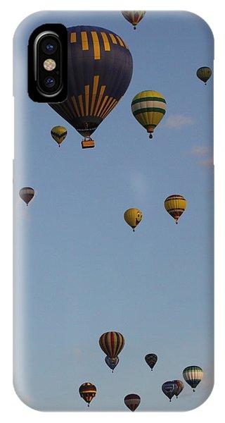 Balloon Festival IPhone Case