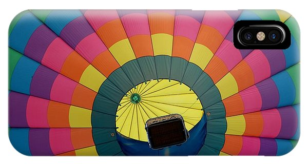 Balloon Lift-off  IPhone Case