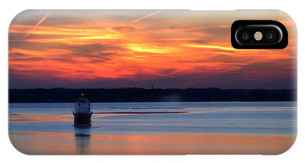 Baltimore Light At Gibson Island IPhone Case