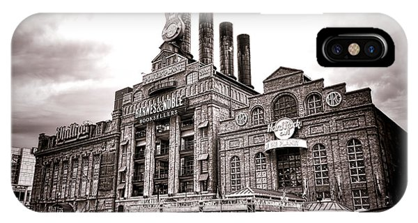 Baltimore United Railways And Electric Company IPhone Case