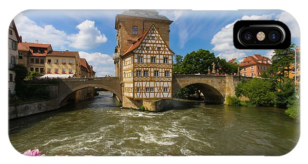 Bamberg Bridge IPhone Case
