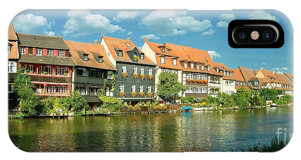 Bamberg Little Venice 1 IPhone Case