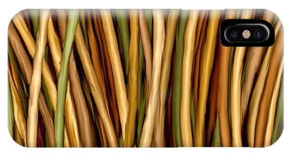 Bamboo Canes IPhone Case