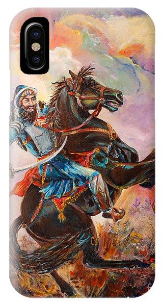 Banda Singh Bahadur IPhone Case