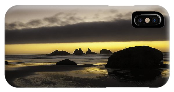 Bandon By The Sea IPhone Case