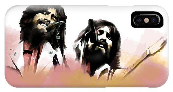 Harrison iPhone Case - Bangladesh  George Harrison by Iconic Images Art Gallery David Pucciarelli