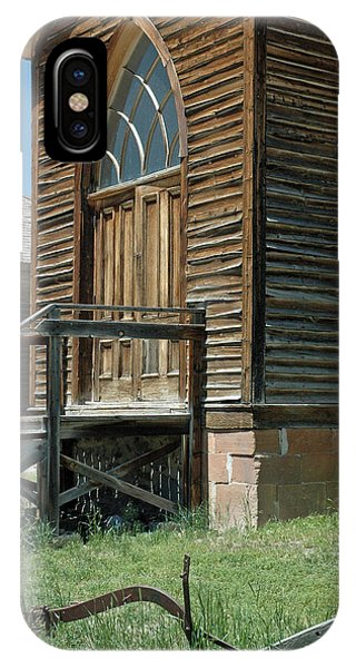 Bannack Church IPhone Case