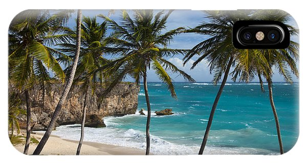 IPhone Case featuring the photograph Barbados Beach by Brian Jannsen