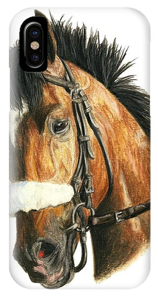 Barbaro IPhone Case