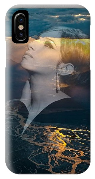 Barbra's Vision IPhone Case