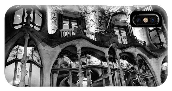 Barcelona - Casa Batllo IPhone Case