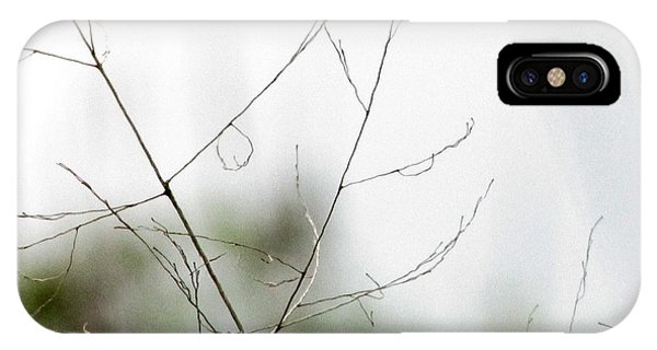 Barest Branches IPhone Case