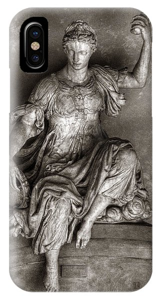 Bargello Sculpture IPhone Case