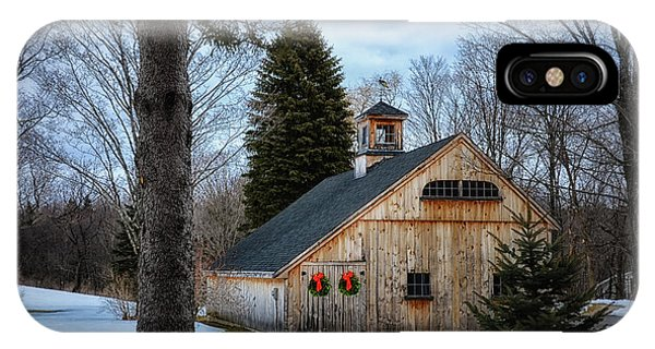 Barn 7078 IPhone Case