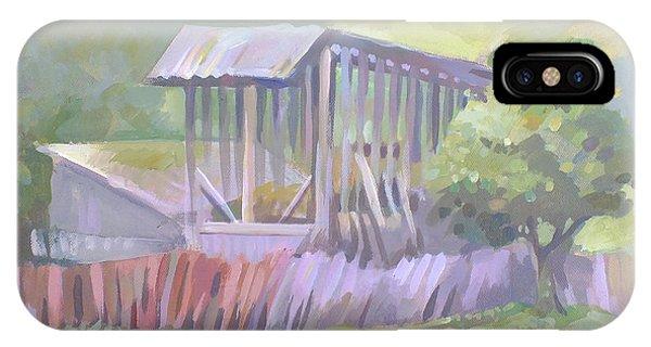 Barn In Agarcia Phone Case by Filip Mihail