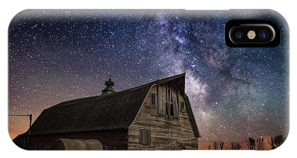 Barn Iv IPhone Case
