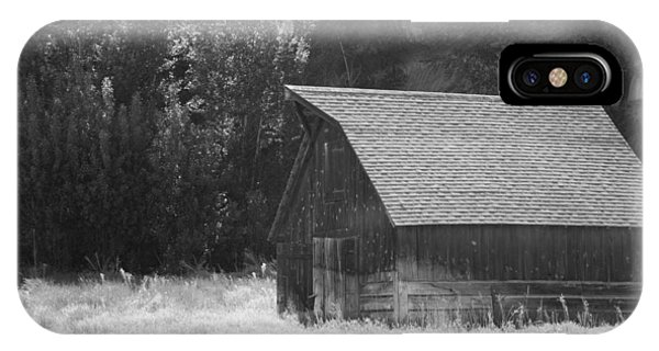 Barn Out West IPhone Case