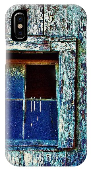 Barn Window 1 IPhone Case