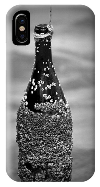 Barnacles And Wine IPhone Case
