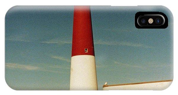Barnegat Light Phone Case by Timothy Clinch