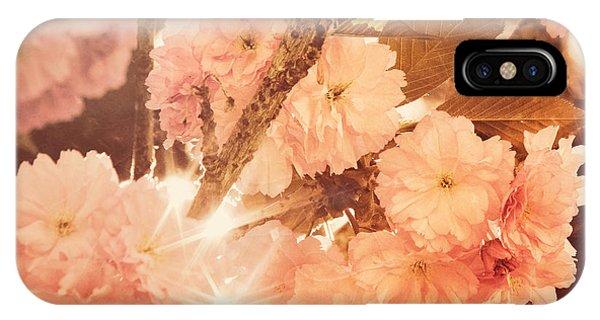 Susann Serfezi iPhone Case - Baroque Spring by AugenWerk Susann Serfezi