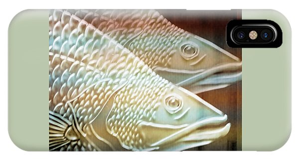 iPhone Case - Barramundi by Holly Kempe