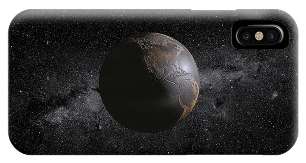 Barren Earth IPhone Case